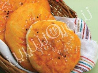نان تفتان | طرز تهیه نان تفتان