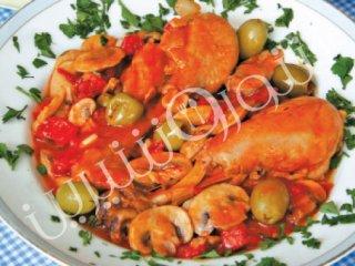 مرغ مارینگو| غذای خوشمزه با مرغ