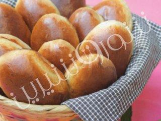 نانهای كوچك فانتزی | طرز تهیه نان فانتزی