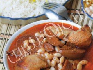 خوراک به و مرغ | طرز تهیه خوراک مرغ