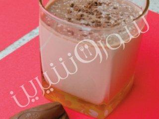نوشیدنی شكلات و دارچین | انواع نوشیدنی