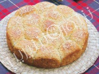 نان کنجدی | طرز تهیه نان کنجدی