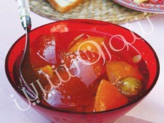 مربای سه میوه | طرز تهیه مربای سه میوه