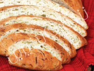 نان کدوی سبز