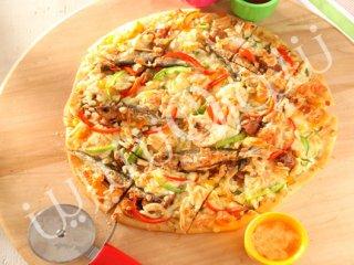 پیتزای دریایی