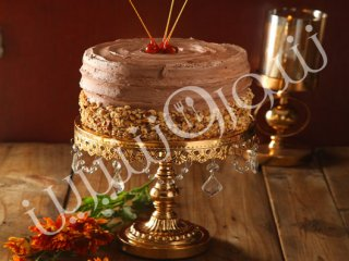 کیک نوتلا و خامه