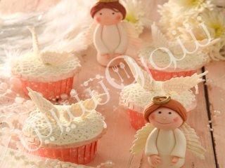 کاپ کیک فرشته