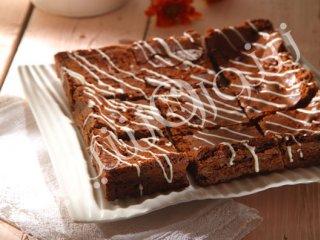 براونی شکلاتی نعناعی