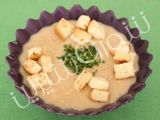 سوپ لوبیا سفید