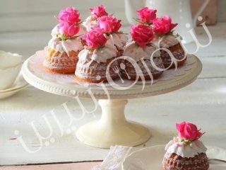 مینی کیکهای شیر عسلی
