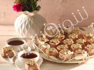 شیرینی آجیل و میوه