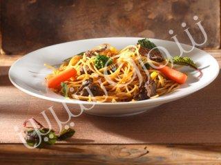 اسپاگتی بيف و براكلى