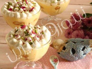دسر هل، گلاب و زعفران