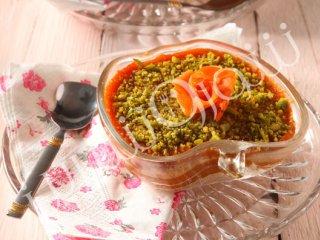 دسر رویایی هویج