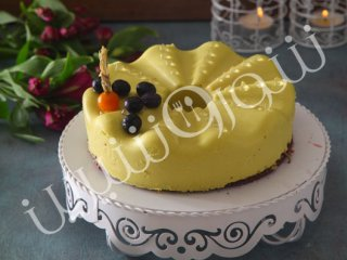 کرم کیک طالبی