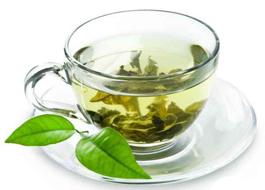 همه خوبیها در چای سبز