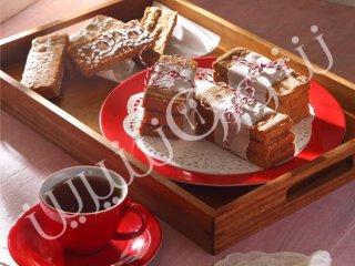 نان شیرینی زنجفیلی