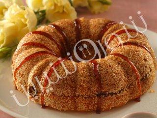کیک ارده اسپایسی