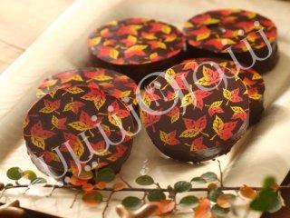 تارتلت کاسترد و شکلات