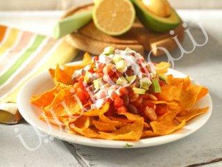 خوراک لوبیا مکزیکی
