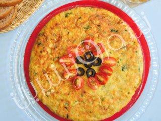 کوکوی شیرین سبزیجات