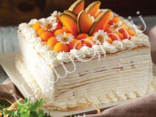 کیک ملون