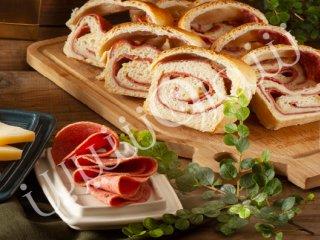 نان پنير و پپرونی