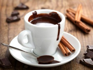 قهوه و شکلات
