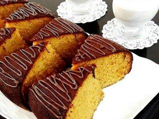 کیک شیرهی انگور