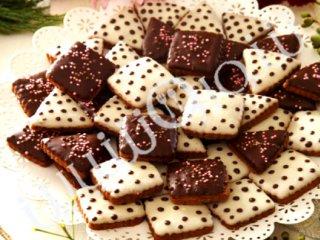 کوکی نارگیل و شکلات