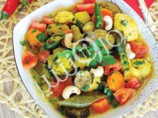 خوراک سبزیجات زمستانی