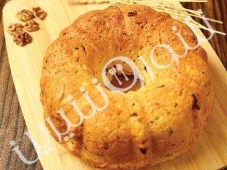 نان سيبزمینی و گردو