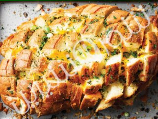 نان پنیر و پیازچه