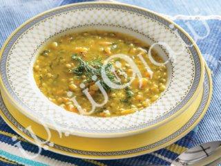 سوپ لپه