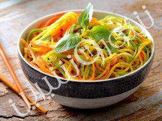 اسپاگتی کدو