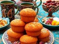طرز تهیه کیک یزدی با فر و بدون فر